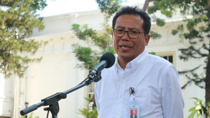 Fadjroel Rachman usai ditunjuk sebagai Staf Khusus Presiden Bidang Komunikasi sekaligus Juru Bicara Presiden(KOMPAS.com/RAKHMAT NUR HAKIM)