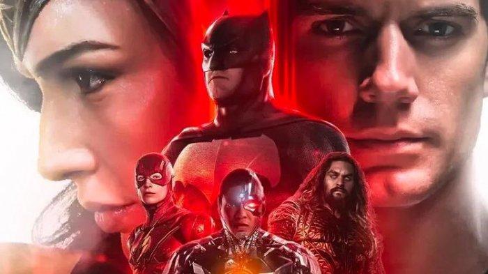 Justice League Versi Snyder Cut akan Tayang dengan Durasi 4 Jam dan Bukan Merupakan Miniseri