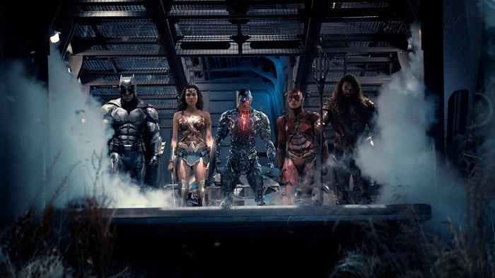 Film Justice League 2017 Tribunnewswiki Com Mobile