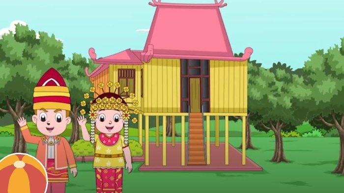 Apa 3 Hal Khas Di Kalimantan Selatan Simak Kunci Jawaban Sd Kelas 1 3 Belajar Dari Rumah Tvri Tribunnewswiki Com Mobile