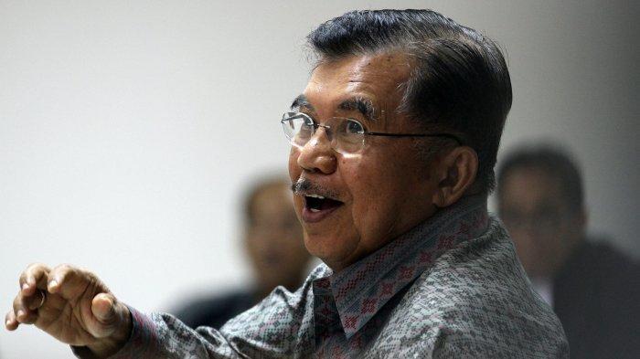Jusuf Kalla JK, tahun 2014.