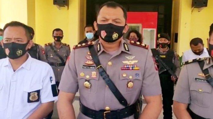 Kapolres Singkawang AKBP Prasetiyo Adhi Wibowo