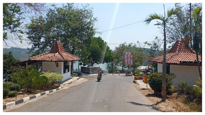 Kawasan Goa Kreo Semarang
