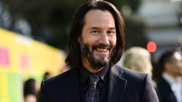 Keanu Reeves, aktor hollywood pemeran John Wick