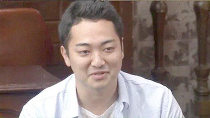 Keisuke Doi, korban salah tangkap yang diduga sebagai perampok dan sudah ditahan selama 300 hari.