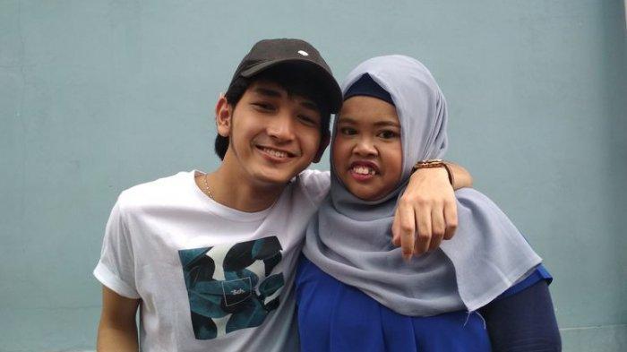 Rio Ramadhan dan Rahmawati Kekeyi Putri saat ditemui di kawasan Tendean, Jakarta Selatan, Selasa (12/11/2019).(KOMPAS.com/BAHARUDIN AL FARISI)