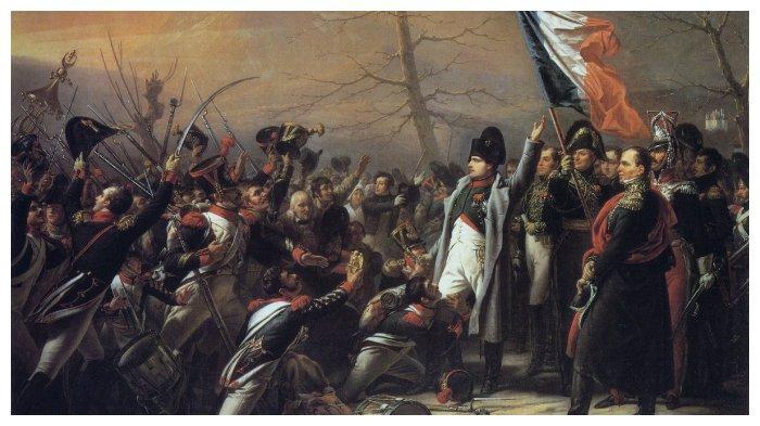 Kembalinya Napoleon dari Pulau Elba