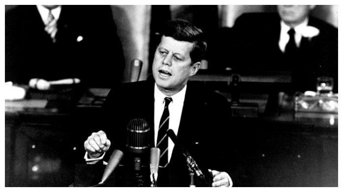 Kennedy pidato