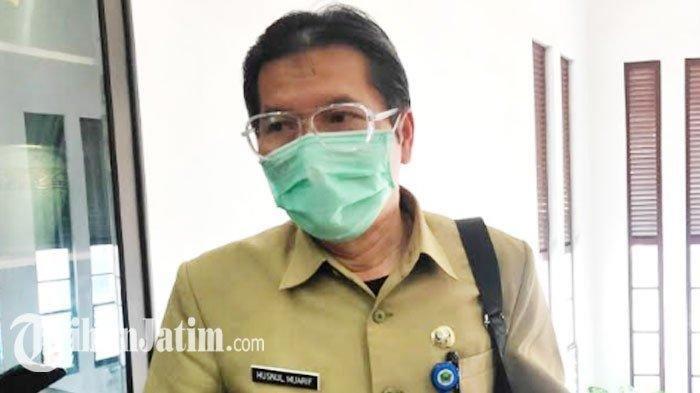 Kepala Dinas Kesehatan Kota Malang, Husnul Muarif.