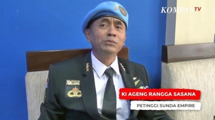 Petinggi Sunda Empire, Ki Ageng Rangga Sasana