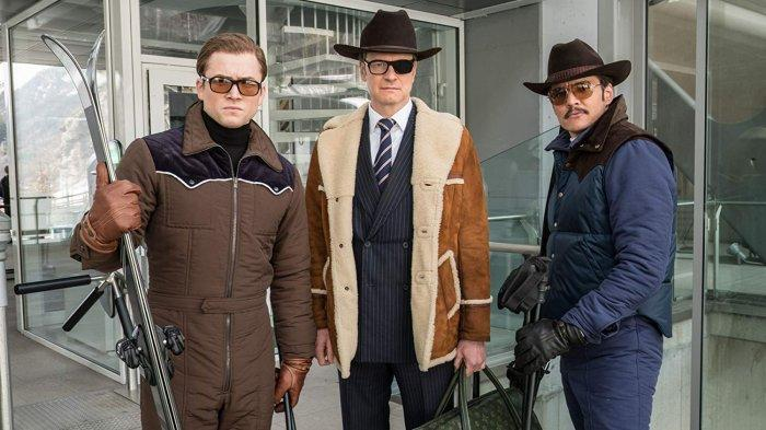 Film Kingsman The Golden Circle 2017 Tribunnewswiki Com Mobile