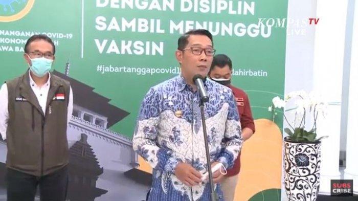 Gubernur Jawa Barat Ridwan Kamil menyatakan akan memenuhi panggilan Polda Metro Jaya pada besok Jumat 20 November 2020.