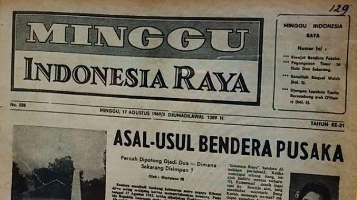 Makna 3 Stanza Lagu Indonesia Raya Tribunnewswiki Com Mobile