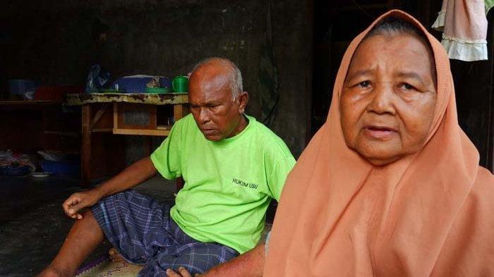 Abdurrahman (78) dan istrinya Umiyah (65) menceritakan pengalaman mereka terselamatkan dari musibah kebakaran rumah miliknya pada Senin (10/8/2020) sekira pukul 10.00 WIB. Dramatisnya, mereka berdua saling tolong menolong karena dalam keadaan sakit.
