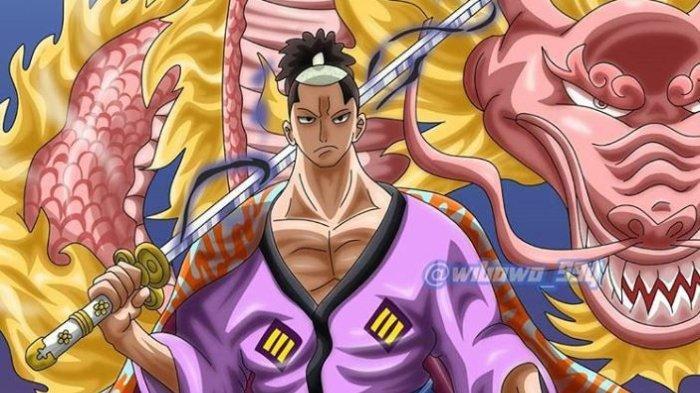 Kozuki Momonosuki dalam One Piece