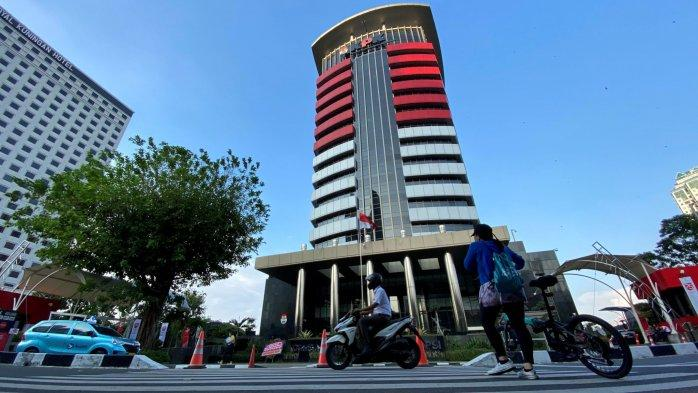 Gedung Merah Putih Komisi Pemberantasan Korupsi (KPK)