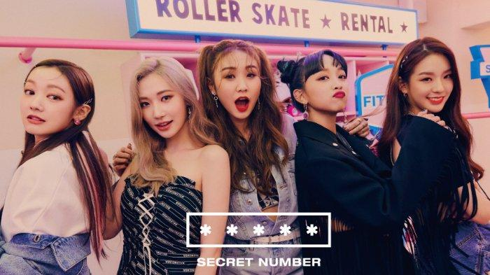kpop girlband secret number dita karang