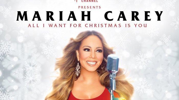 Lagu All I Want for Christmas Is You - Mariah Carey