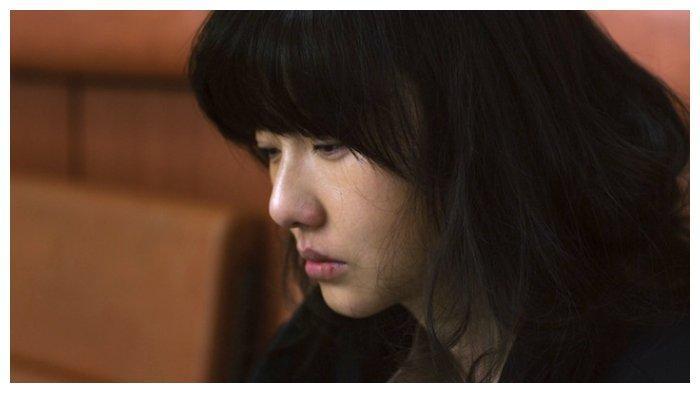 Lee Jung Hyun dalam film Juvenile Offender