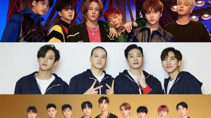 Line up Kingdom Mnet