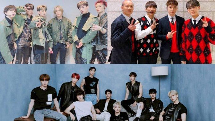 BTOB, iKON, SF6 bergabung bersama Stray Kids, ATEEZ, dan THE BOYZ di ajang kompetisi idol Kpop di
