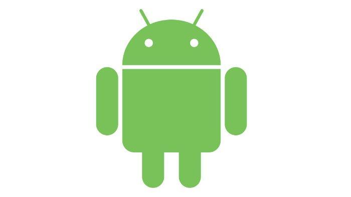 Logo Android sebelum diubah tahun 2019