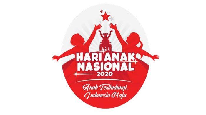 Logo Hari Anak Nasional 2020