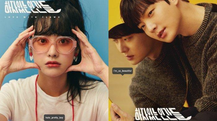 Drama Korea - People With Flaws (2019).