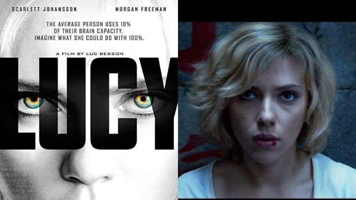 Lucy merupakan film asal Perancis yang disutradarai oleh Luc Besson dan diperankan oleh Scarlett Johansson, Morgan Freeman, Choi Minsik dan Amr Waked.