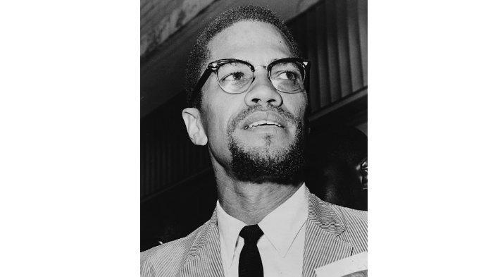 Malcolm X setelah naik haji pada 1964
