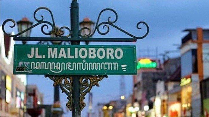 Ilustrasi Malioboro Jogja, yang kini jumlah pengunjungnya menurun selama PPKM