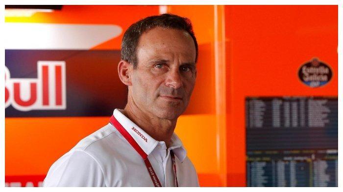 Managing Director Repsol Honda Alberto Puig