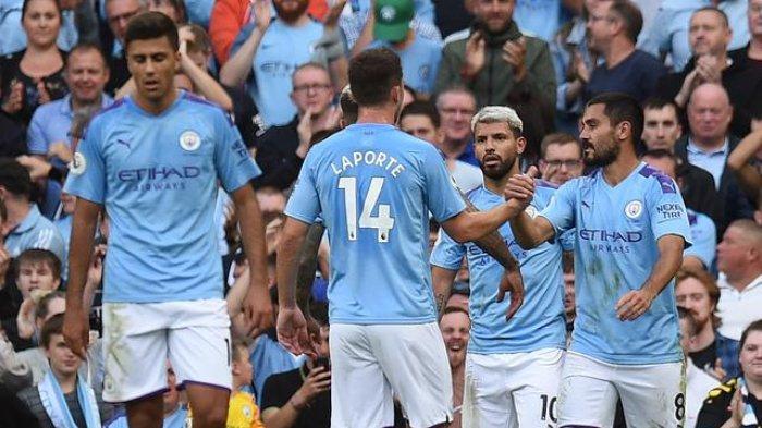 Manchester City, terancam dua musim kedepan tak bisa berpartisipasi di Liga Champions.