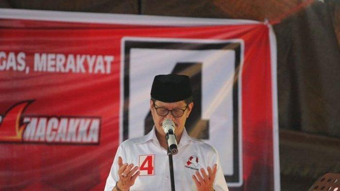 Mantan Bupati Gowa dua periode, Ichsan Yasin Limpo meninggal dunia