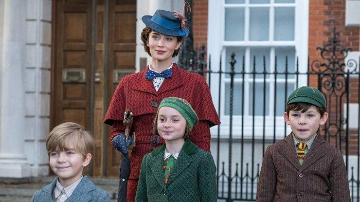 Film Mary Poppins Returns 2018 Tribunnewswiki Com Mobile