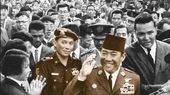 Maulwi Saelan dan Presiden Soekarno. Kisah Mauwi Saelan, Ipar Jenderal M Jusuf, yang Tegas Nyatakan Soekarno Tak Terlibat G30S