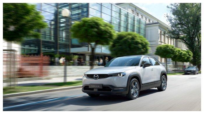 Mobil listrik Mazda MX-30