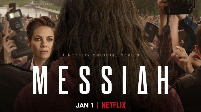 Messiah Netflix merupakan serial terbaru dari Netflix yang bercerita tentang Tuhan Palsu yang diperankan oleh Aktor Belgia, Mehdi Dehbi.