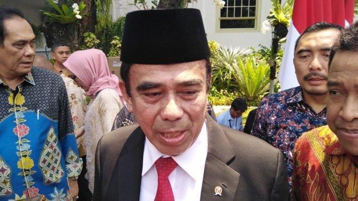 Menteri Agama Fachrul Razi.