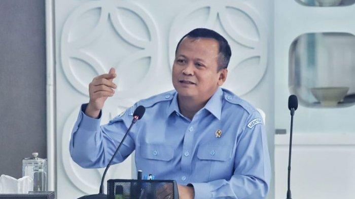 Menteri Kelautan dan Perikanan 2019-2024 Edhy Prabowo.
