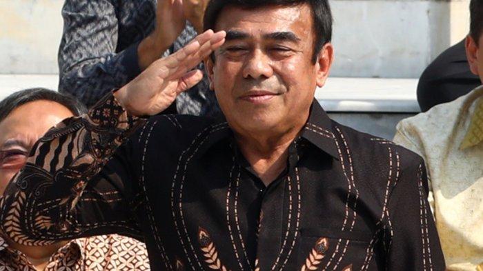 Menteri Agama Fachrul Razi. (TRIBUNNEWS/IRWAN RISMAWAN)