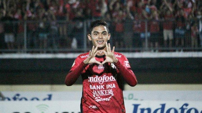Miftahul Hamdi di Bali United.