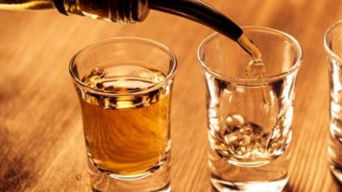 Ilustrasi Minuman Keras