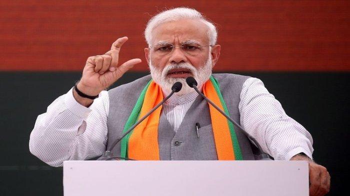 Perdana Menteri India, Narendra Modi. (AFP)