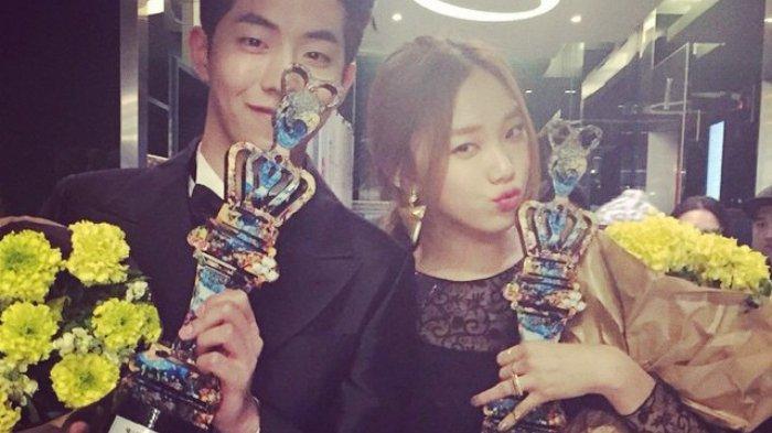 Nam Jo Hyuk dan Lee Sung Kyung