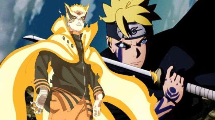 Uzumaki Naruto dan Uzumaki Boruto
