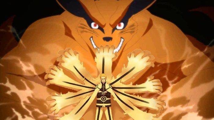 Naruto dan Kurama