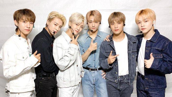 NCT Dream tampil di Korean Wave 2019, Selasa (10/9/2019).