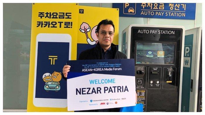 Nezar Patria jurnalis Indonesia