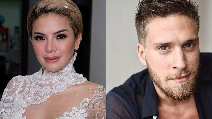 Betsalel Fdida yang merupakan pacar baru Nikita Mirzani yang baru saja melamarnya. Ternyata terpaut 10 tahun dan baru pacaran 3 bulan.